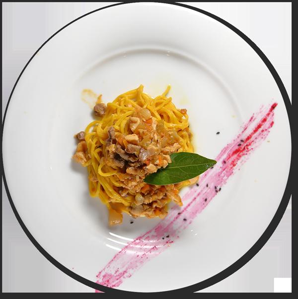 tajarin ristorante Le Fanfaron Torino